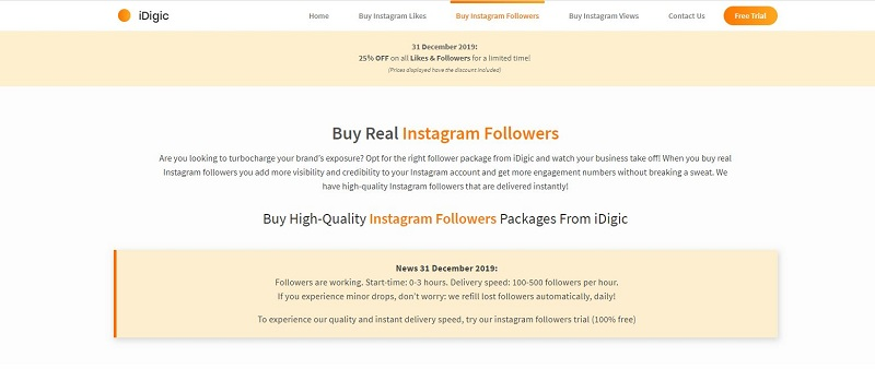 iDigic buy real instagram followers