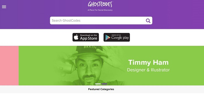 Ghostcodes free snapchat search engine