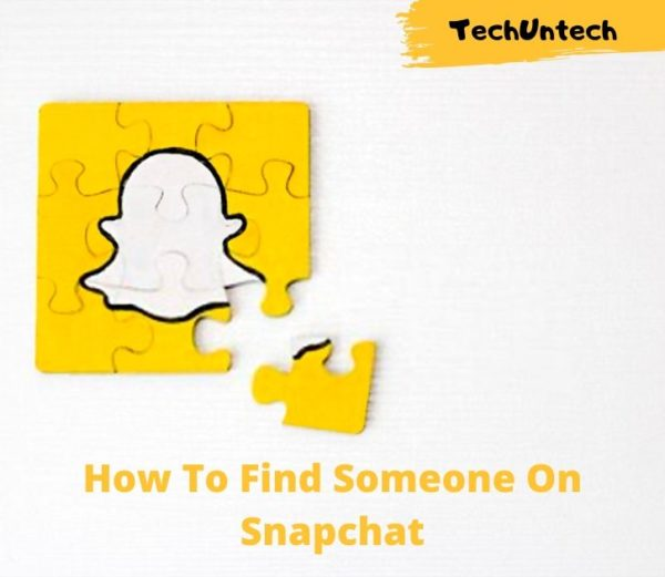 How To Find Someone On Snapchat Without Username or Number?