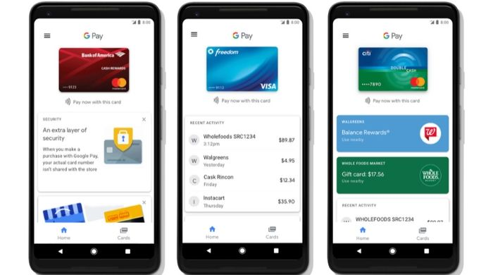 Add or Link PayPal to Google Pay wallet