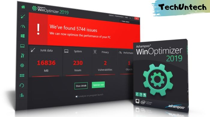Ashampoo WinOptimizer - CCleaner alternative