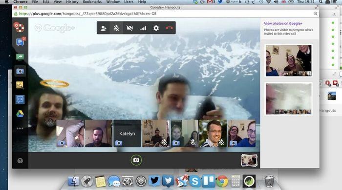 Google Hangout - Best skype alternative