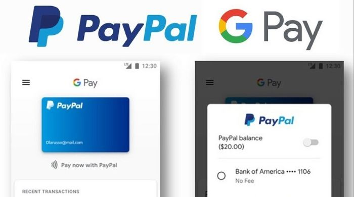How to Pay for Google Play, Youtube and Gmail using PayPal via Google Pay