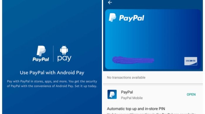 Transfer Money from Google Pay to PayPal