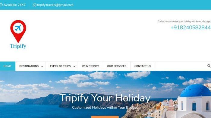Tripify - Best Google Travel Alternative