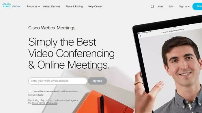 Webex Meetings - Alternative Teamviewer