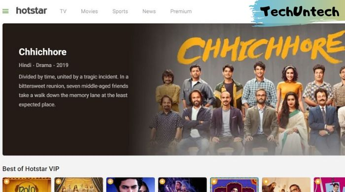 hotstar - watch and download movie online site