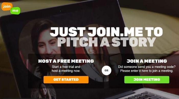 teamviewer alternative - Join.me