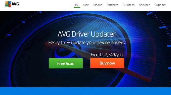 AVG Driver Updater - Best driver update software