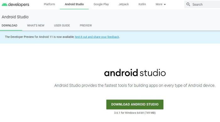 Android Studio - Android Emulator Online Best for Windows and Mac