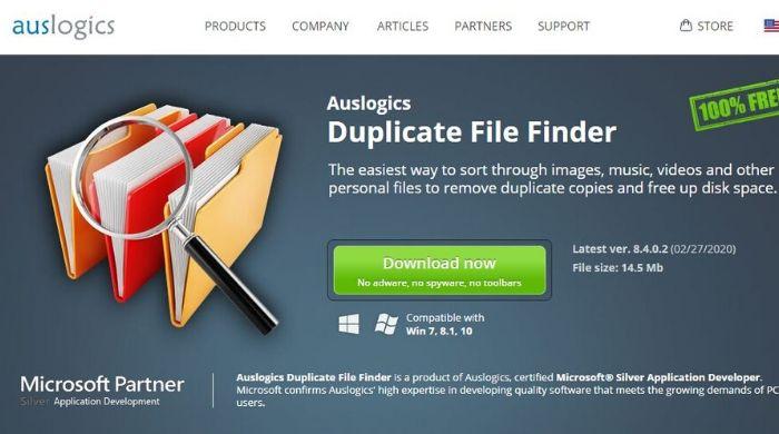 Auslogics Duplicate File Finder - Best Duplicate file finder software