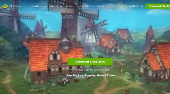 BlueStacks - Best Android Emulator Online