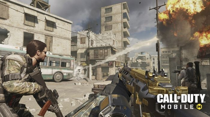 Call of Duty Mobile - Android Game Best Free