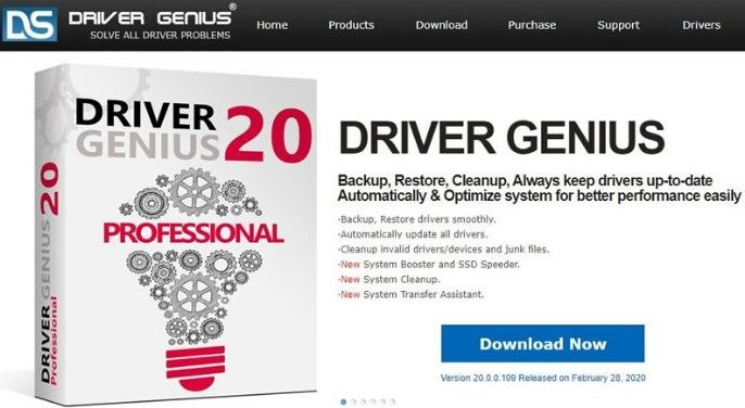 Driver Genius - Best Driver Updater