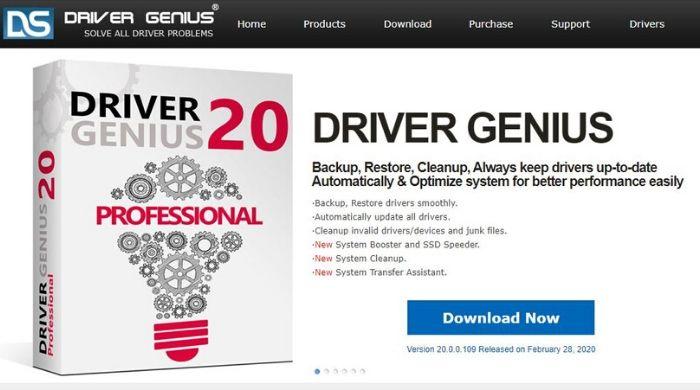 Driver Genius - Best Driver Updater