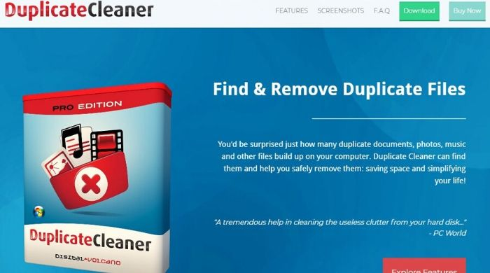 Duplicate Cleaner - Best Duplicate File Finder Tool