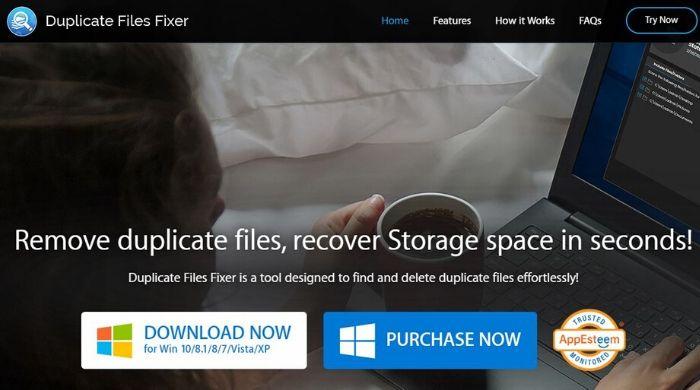 Duplicate Files Fixer - Best Duplicate File Finder