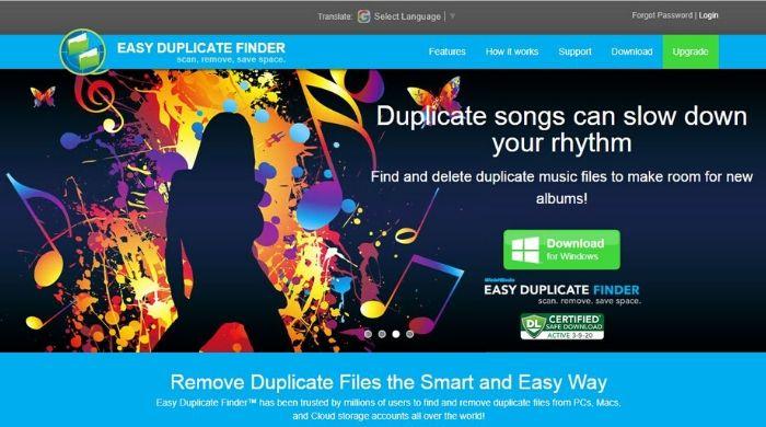 Easy Duplicate Finder - Duplicate File Finder