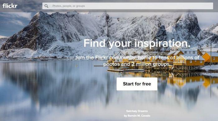 Flickr - New Tumblr App