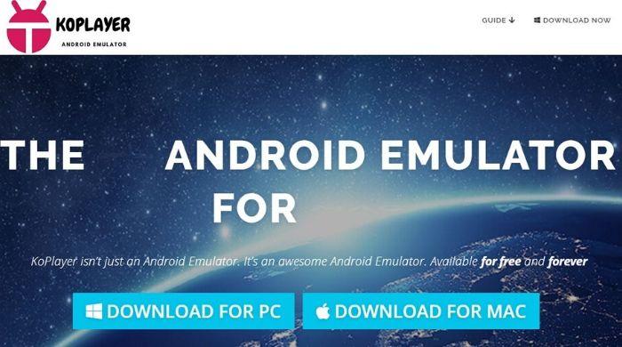 KOPlayer - Android Emulator