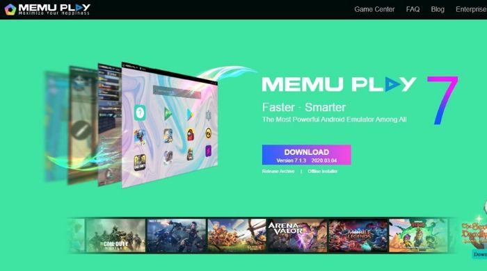 MEmu - Best Android Emulator for Mac and Windows