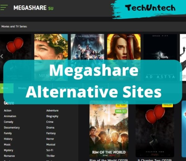 19 Megashare Alternative Sites in 2020 (Best To Stream Movies Online)
