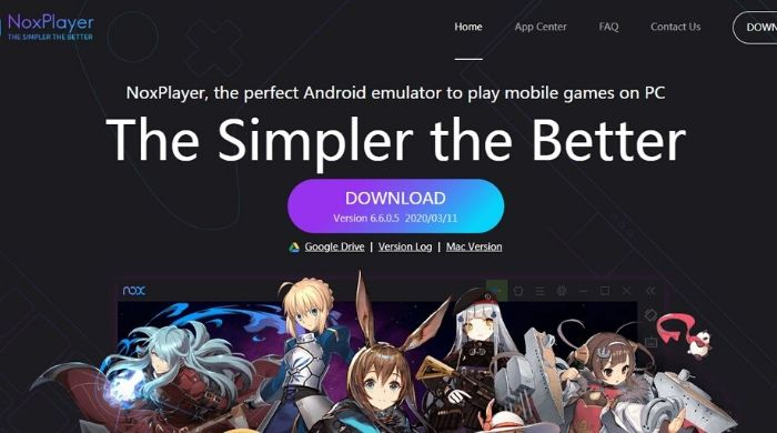 Nox Player - Best Android Emulator for PC