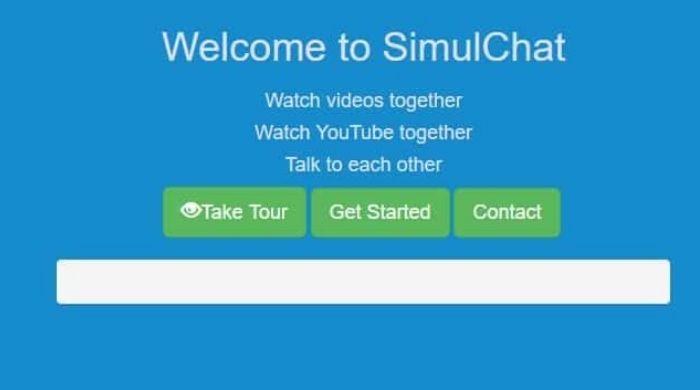Simulchat - sites like rabbit