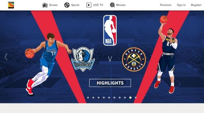 Sony Liv Sports