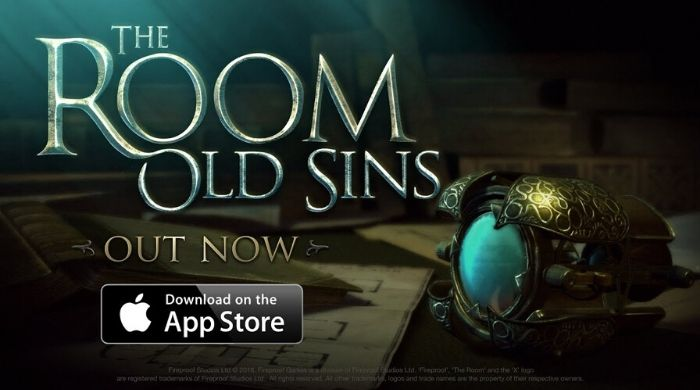 The Rooms Old Sins - Android Games Best