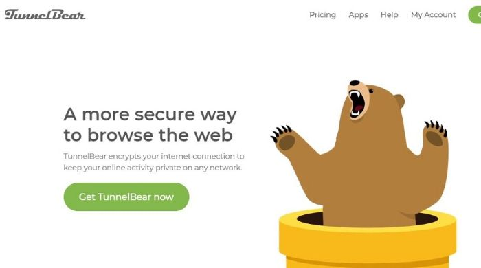 TunnelBear - Free VPN Download