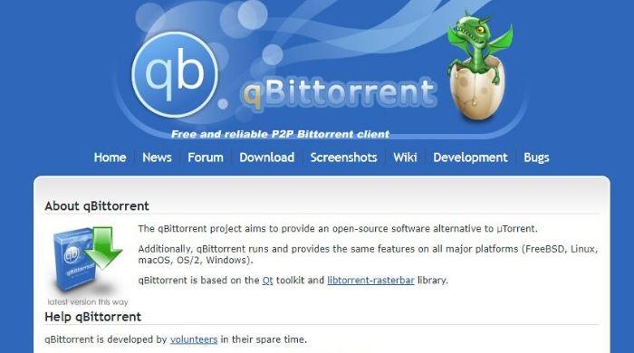 qBittorrent - Best uTorrent Alternative