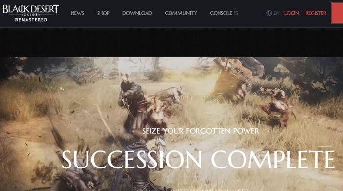 Black Desert Online - Free MMORPG