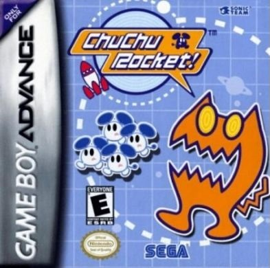 ChuChu Rocket - gameboy advance roms
