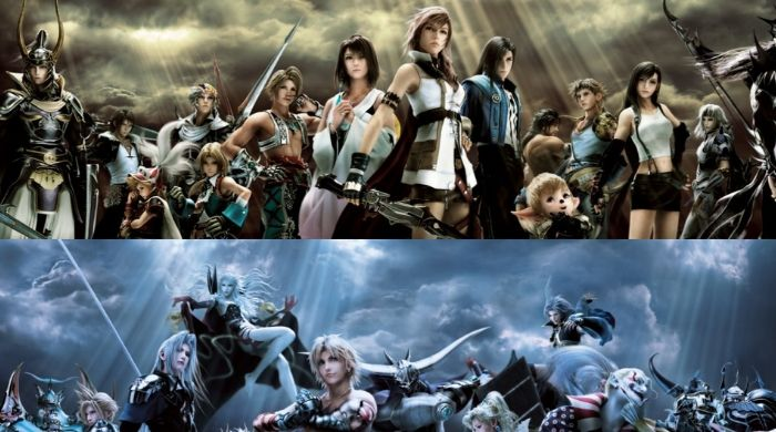 Dissidia 012 Final Fantasy - PSP Game Top and Best