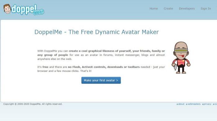 DoppelMe - Free Dynamic Avatar Creator
