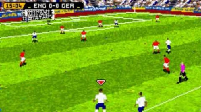 Fifa World Cup Germany 2006 - best gba games you never played