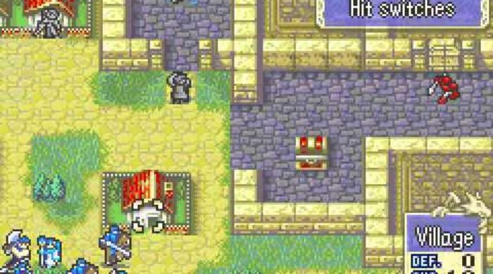 Fire Emblem - GBA Best Game