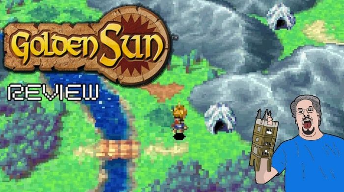 Golden Sun - Gameboy Advance Game