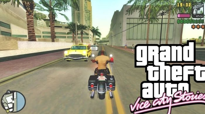 Grand Theft Auto Vice City Stories - Top PSP Game