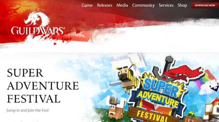 Guild Wars 2 - Best MMORPG Game