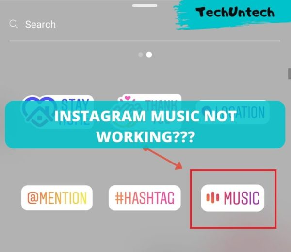 Instagram Music Not Working? Here Is How To Fix It Easily