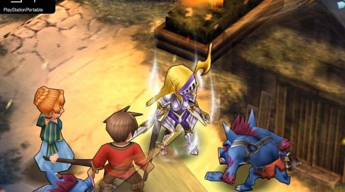 Jeanne d'Arc - Best PSP Game