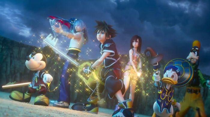 Kingdom Hearts III - Best PSP Games