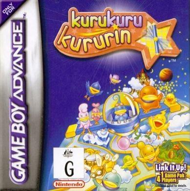 Kuru Kuru Kururin - gba games