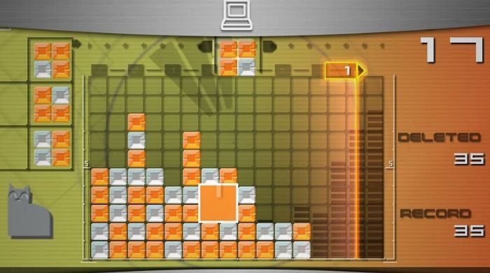 Lumines - Best PSP Game