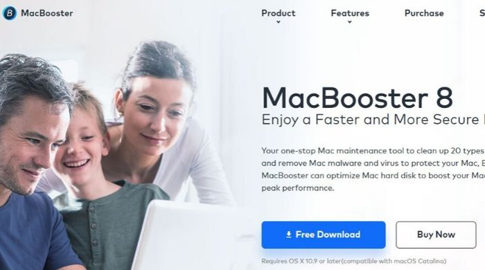 MacBooster - Free Mac Cleaner Software