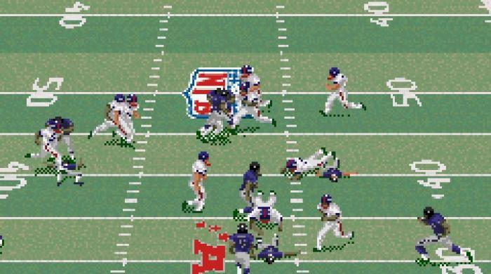 Madden NFL 07 - GBA Game