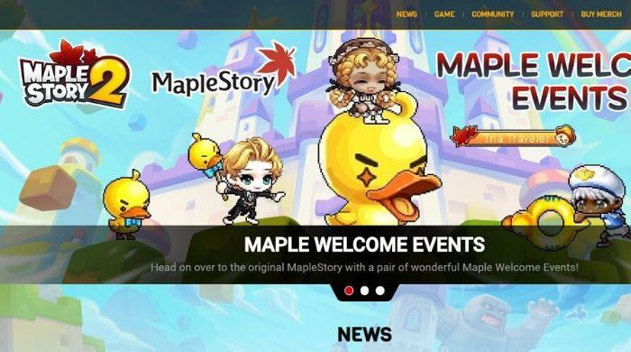MapleStory 2 - Free MMORPG Game Online