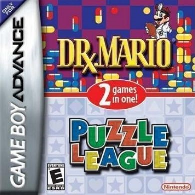 Mario and Puzzle League